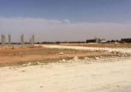 للبيع قطعة أرض بأكتوبر بمنطقة السياحية الشمالية الأولى