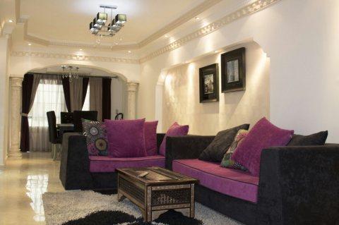 شقة مفروشة للايجار بين مكرم عبيد واحمد فخري