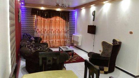 شقة مفروشة للايجار اول عباس العقاد