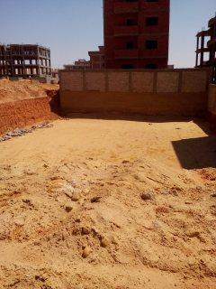 #ارض 447 متر بها البدروم للبيع بالمحصورة أ مالك اصيل