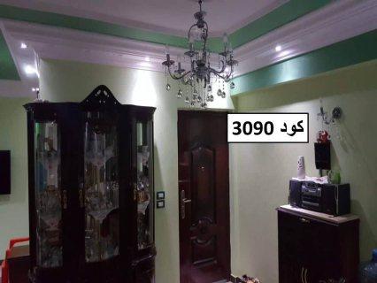 للبيع شقة على ميدان السيوف بالتكييفات والنت بسعر مغري