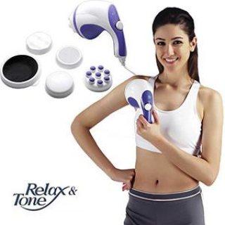 ريلاكس اند تون افضل جهاز مساج لتكسير الدهون