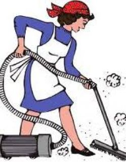 مطلوب عاملة نظافة منزلية مقيمة إقامة كاملة (مبيت) للعمل لدى أسرة
