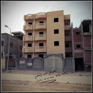 عماره للبيع برج العرب الجديدة 250م2 رئيسى