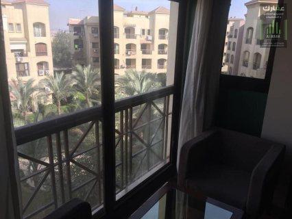 شقة 209 م وفيو رائع داخل كمبوند حي الاشجار
