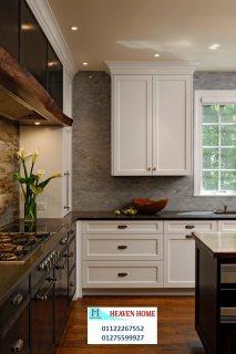 احسن مطابخ خشب – لمعرفة سعر المطبخ     01122267552