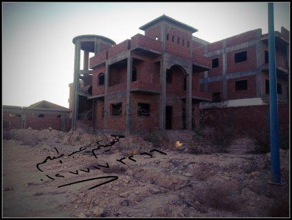 فيلا للبيع برج العرب الجديدة 375م2