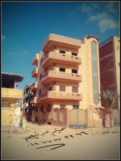 عمارة للبيع برج العرب الجديدة 240م2 رئيسى