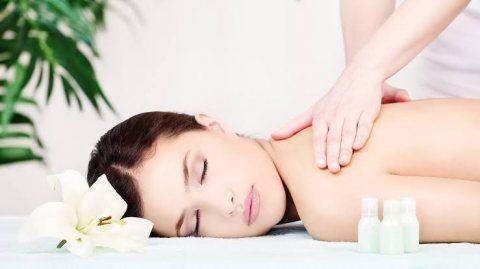 Massage private full body