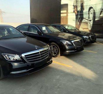 لموزين ايجارسيارةزفاف,تأجيرسيارات مرسيدسE200 - s400 -S500 بالسائق,اتش وان,h1
