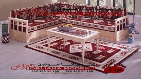 تصميمات غرف مجالس عربي 2019 بأجود الخامات موبليانا مودرن