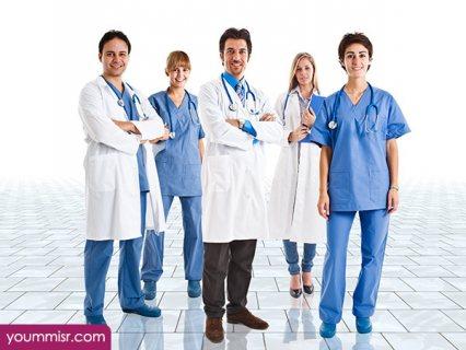 أطباء وطبيبات للعمل بالخارج