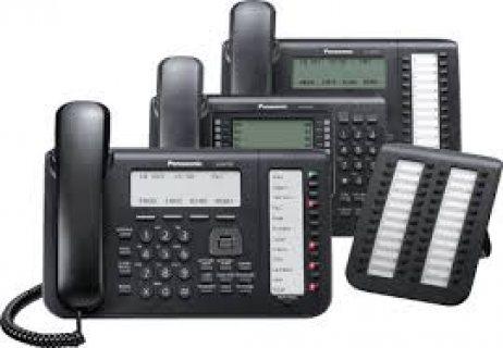 جميع انواع وموديلات عدد التليفون الخاصه بـ السنترالات ماركه باناسونيك