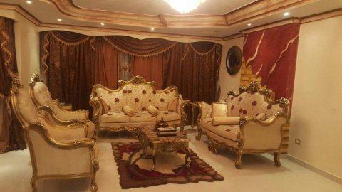 موقع خيالى شقة مفروشة للايجار 1500ج لليوم
