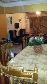 بموقع حيوى شقة مفروشة للايجار 11000ج لليوم