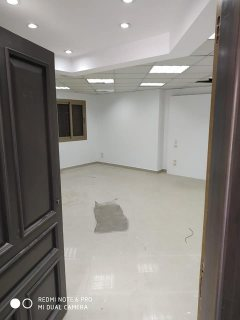 مقر ادارى دوبلكس 500م في حي الوزراء الشيراتون مصر الجديده