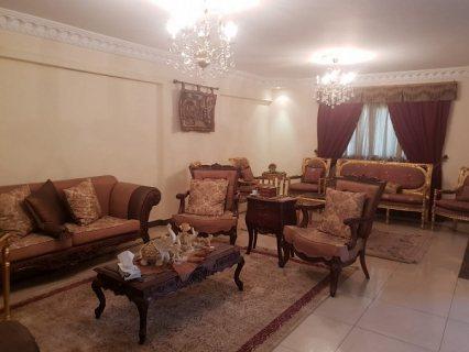بموقع حيوى شقة مفروشة للايجار 1400ج لليوم