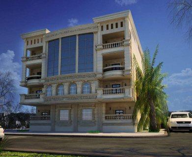 شقة للبيع بتسهيلات كمبوند بيت الوطن الشيخ زايد