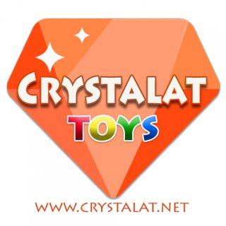 كريستالات الموقع الأول لـ بيع العاب تنمية المهارات والذكاء للأطفال