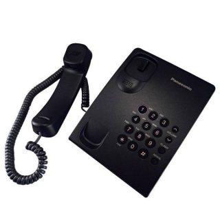 KX-TS500 عدة تليفون عادية مزودة بخاصية اعادة الطلب+