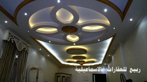 شقق مفروشة للايجار الاسماعيلية  ربيع للعقارات 01226668997  عقارات الاسماعيلية