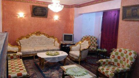 بموقع حيوى شقة مفروشة للايجار 550ج لليوم