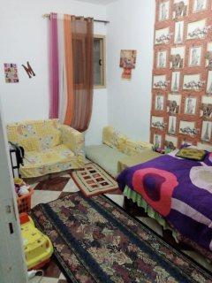 شقة للبيع بمنطقة سيدى بشر عبد الناصر شارع الكنيسة