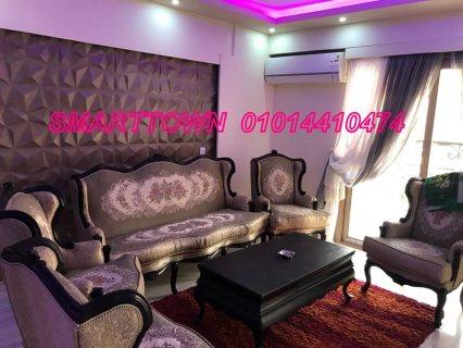 شقه مفروشة للايجار فرش فندقي بموقع مميز بمدينة نصر