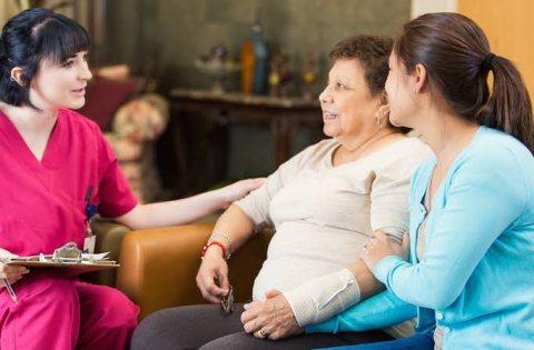 توفير تمريض مقيم و رسم قلب و اشعات وايكو