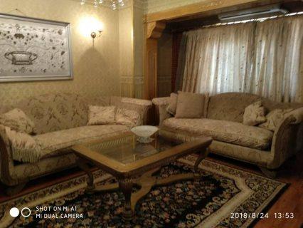 للايجار شقة مفروشة باقل سعر من عباس