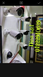 كاميرات مراقبه هيك فيجين خصم خاص للكميات و للموزعين