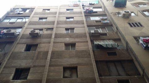 عماره كامله للبيع بحى الطالبيه في الجيزه مواصفات لقطه شارع حيوى وموقع مميز