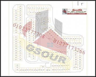 ارض للبيع برج العرب الجديدة 276م2 رئيسى