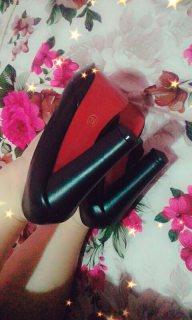حذاء جزاب جديد نوفى
