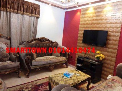 اول ميدان الساعة بمدينة نصر شقة مفروشة للايجار
