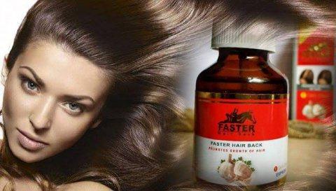 زيت فاستر بالتوم لمنع تساقط الشعر