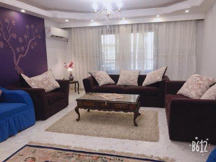 للايجار شقة مفروشة باقل سعر بمدينة نصر