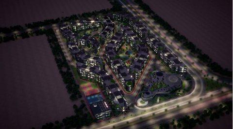 امتلك شقة 145 متر ب كنز كمبوند حدائق اكتوبر