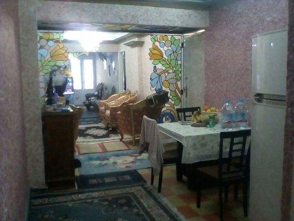 شقة للبيع بمنطقة ميامي امتداد اسكندر ابراهيم  على العيسوي الرئيسي