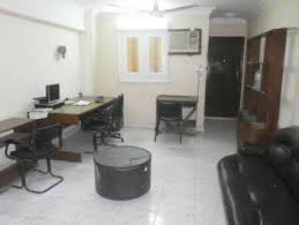 لبيع لهواة الاستثمار مكتب دور ميزان 85م تاني نمرة من شارع نادى الصيد