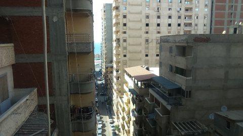 شقة للبيع ميامي شارع خليل حماده