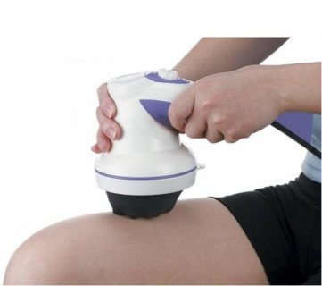 جهاز ريلاكس اند تون يستخدم لتدليك القدمين وتنظيفها