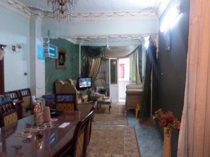 شقة للبيع فى حى مبارك