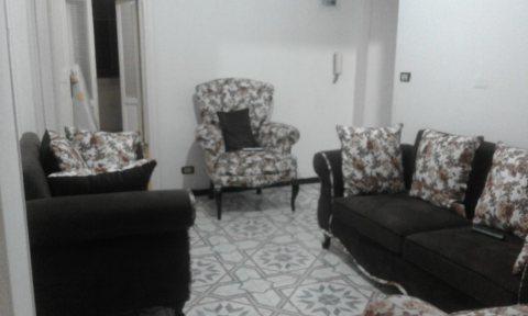 شقة  للبيع بمنطقة سيدي بشر عند النفق على عبد الناصر مباشر