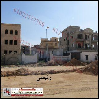 فيلا للبيع برج العرب الجديدة 480 م2 واجهتين