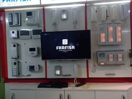 الشركة الدولية IBC الوكيل الحصري انتركم الفارفيزا Farfisa الايطالي