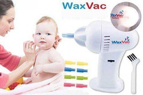 واكس فاك - جهاز تنظيف الأذن