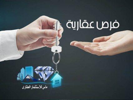 شقة للبيع 175  م- الزعفران –  الدور 4- اسانسير - المنصورة مصر .