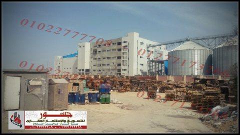مصنع للبيع برج العرب الجديدة  16000م2 غذائى