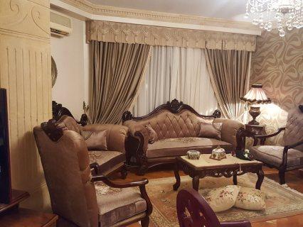 شقة مفروشة للايجار باقل سعر بشارع معز الدولة